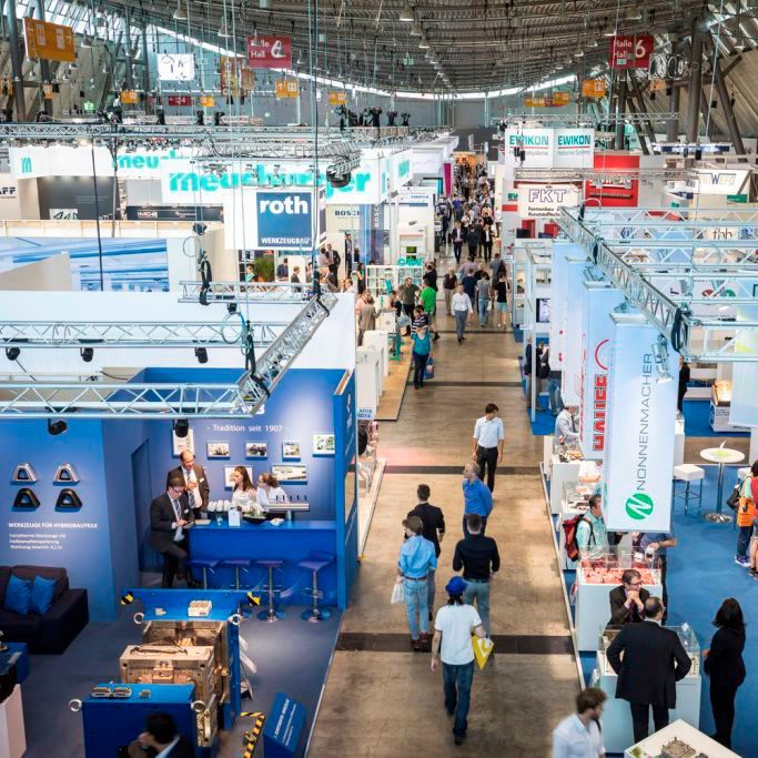 Moulding Expo witnessed the presence of 705 exhibitors with an increase of 37 % in foreign