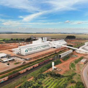 Eurochem Commences Production at New Fertilizer Plant
