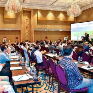 The VDW Symposium, which took place in Ho Chi Minh City on 14 May 2019, attracted some 100 high-calibre Vietnamese industry representatives.