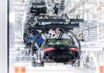 Smart Factory used for the Audi A8 production line.