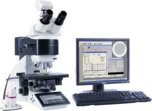 Mikroskopsysteme für automatisierte partikelmessungen