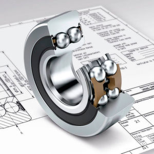 The rolling bearing - design, types and advantages