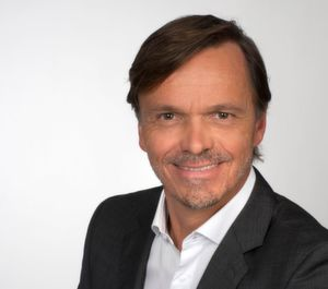 Ralph Horner ist Sales Director Middle Europe bei Axis.