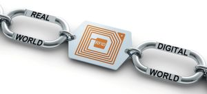 RFID enables a strong concatenation of the real and the digital world.