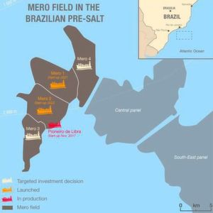 Total and its partners have taken the investment decision for the second phase of the Mero project, located deep offshore, 180 kilometers off the coast of Rio de Janeiro.