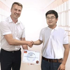 Vision & Control GmbH findet Vertriebspartner in China