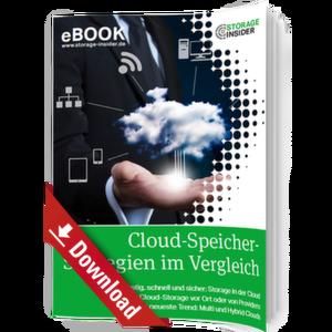 Cloud-Speicher-Strategien im Vergleich