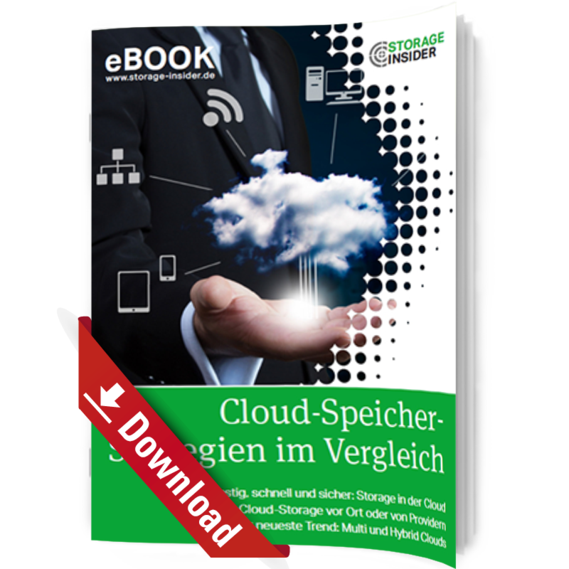 eBook Cloud-Speicher