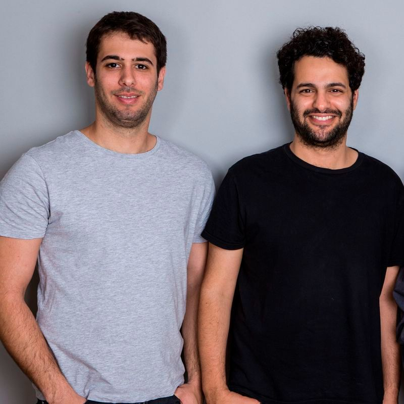 The Brains: Elad Sity, CEO of Neuroblade und Eliad Hillel, CTO und VP Product Strategy.