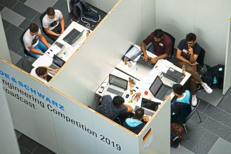 Impressionen von der 16. Engineering Competition