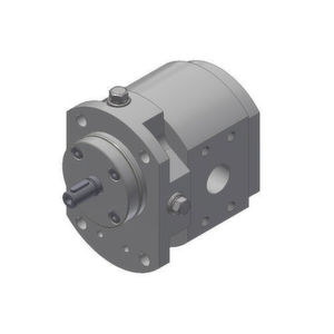 New Maag F-Series gear pump.