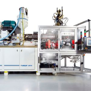 Uniloy manufactures blow moulding machines, offering four unique blow moulding technologies as well as blow moulds and associated tooling.