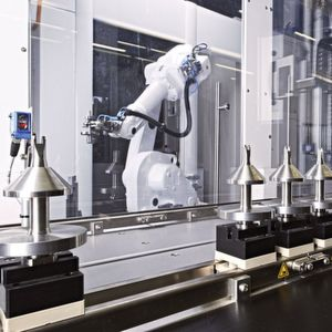The machine tool industry is having to fight