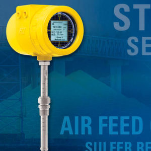 Flow Meters Help Refineries Optimise Output of Sulfur Recovery Units
