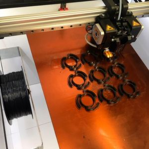Reliable and accurate industrial 3D printing challenges injection moulding processes