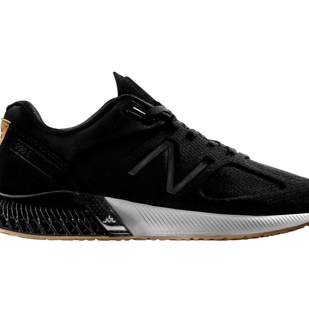 The New Balance 990 Sport with Triple Cell technology was launched on 28 June 2019.