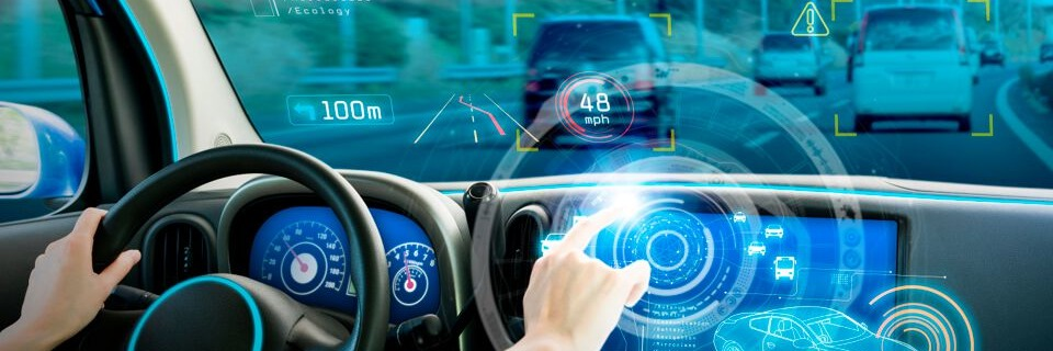 Die Vorteile der DLP-Technologie bei Head-up-Display-Systemen