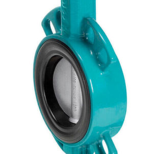 The Gemü LSC electrical position indicator is fitted to the Gemü 481 Victoria butterfly valve.