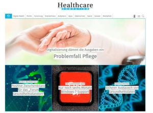 "Portal ""Healthcare Computing"""