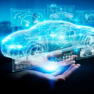 Digital twin in the automobile industry