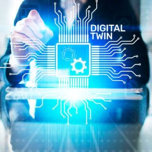 The global digital twin market size is expected to reach 26.07 billion dollars by 2025.