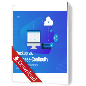 Backup vs. Business-Continuity