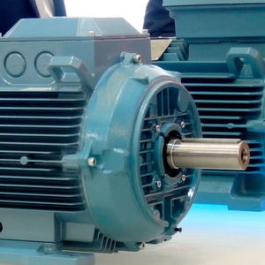 The electric motor is the heart of the electric drive system.