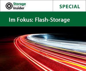 """Willkommen in unserem Special """"im Fokus: Flash-Storage"""""""