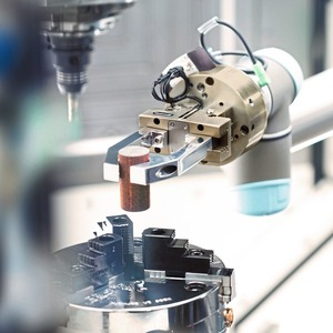 Smart clamping and gripping systems for machining