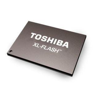 XL-FLASH: Toshiba Memory stellt Turbo-NAND vor