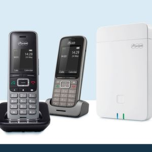 Variables IP-DECT-Multizellensystem