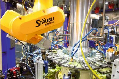 Solutions robotiques intelligentes pour la production industrielle