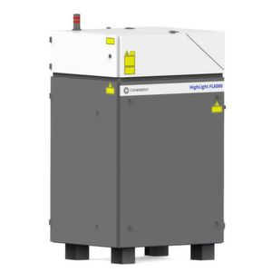 The Profile Welding System (PWS) is a complete and state-of-the-art laser welding system for tubes and profiles, equipped with an integrated process sensor for weld gap detection and tracking. The PWS can be combined with various laser beam sources such as diffusion-cooled CO2 slab lasers of the DC series or the fiber lasers of the High-Light-FL series.