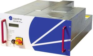 With the LDM 500-60 blue Laserline offers a high-power diode laser with 450 nm wavelength - i.e. radiating in the blue spectrum. This makes the system ideal for reliable welding of non-ferrous metals, especially when thin sheets are handled.