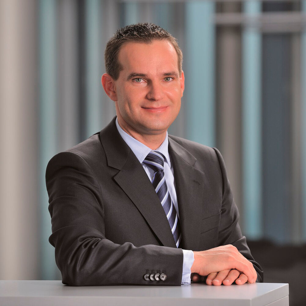 Stefan Roth, Category Manager Datacenter Central Europe bei Fujitsu.