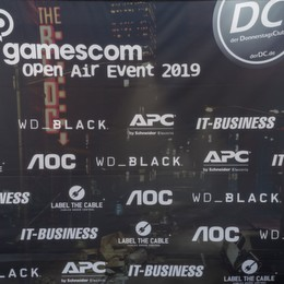 DC Club Gamescom 2019