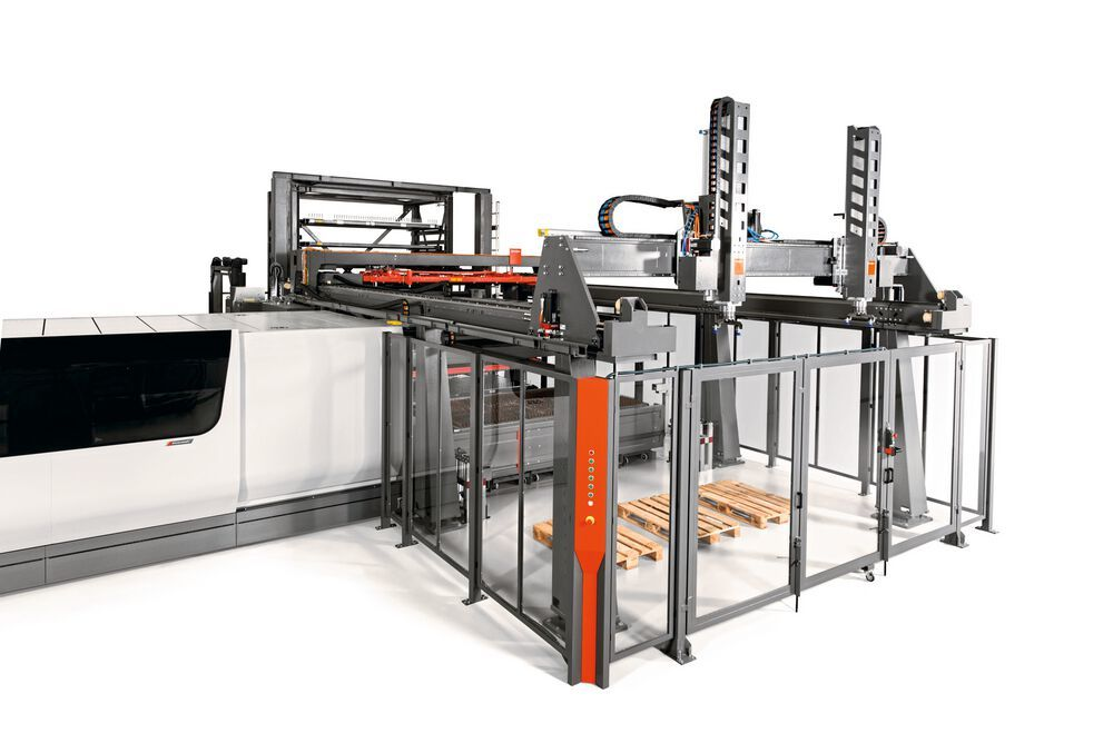 To satisfy the increasing demand for automation, Bystronic provides flexible automation solutions that can be configured