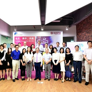 Evonik Invests in Chinese 3D-Printing Start-Up
