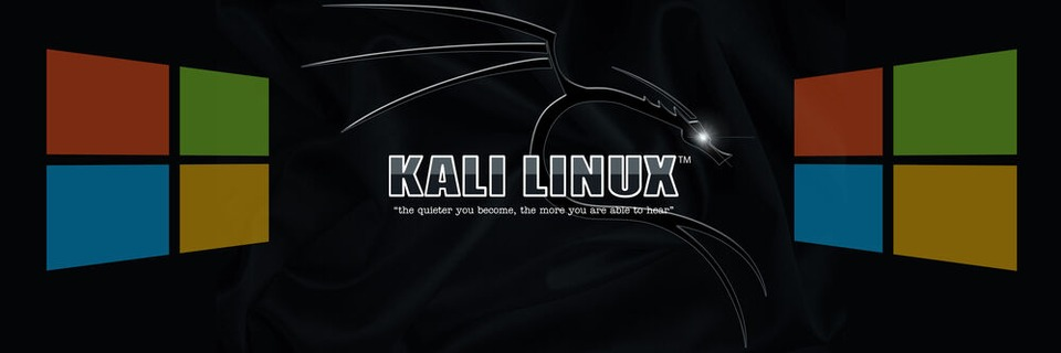 Kali Linux direkt in Windows 10 einbinden