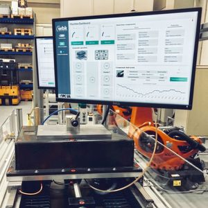 Sensor Data as a Basis for Industry 4.0