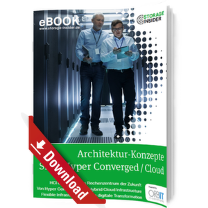 Architektur-Konzepte SDS / Hyper Converged / Cloud