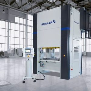 Schuler to unveil its latest MC 125 stamping press
