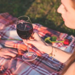 Gut Bacteria Prefer Red Wine Drinkers
