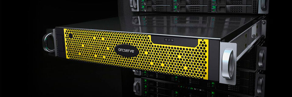 Die neuen UDP-9000-Appliances von Arcserve werden mit Sophos Intercept X Advanced for Server ausgeliefert.