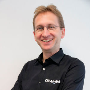 New sales manager for the Dach region at Creaform
