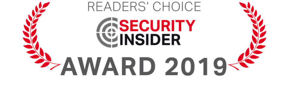 Security-Insider verleiht heute die IT-Awards 2019 in sechs Kategorien.