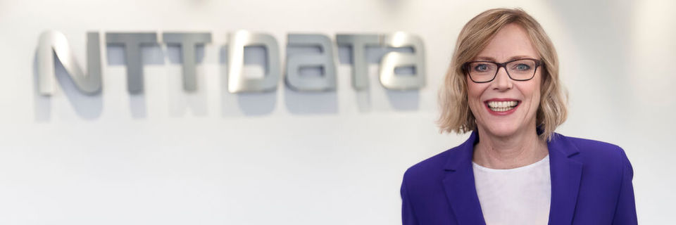 Ilka Friese, Managing Director bei NTT Data