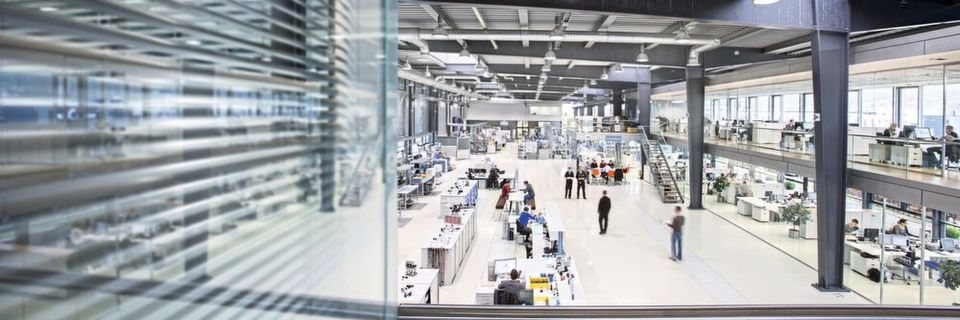 Bürkert not only supplies a wide range of different components from valves to flow meters, but also develops made-to-measure fluidics solutions in its Systemhaus innovation hubs.