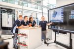 To ensure that ideas continue to flow in the future, the company operates the Bürkert Campus for the training and further education of more than 2,800 employees.