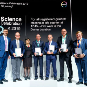 Sustainable and digital breakthroughs awarded